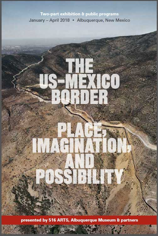 The US-Mexico Border: Place, Imagination, and Possibility [article image]
