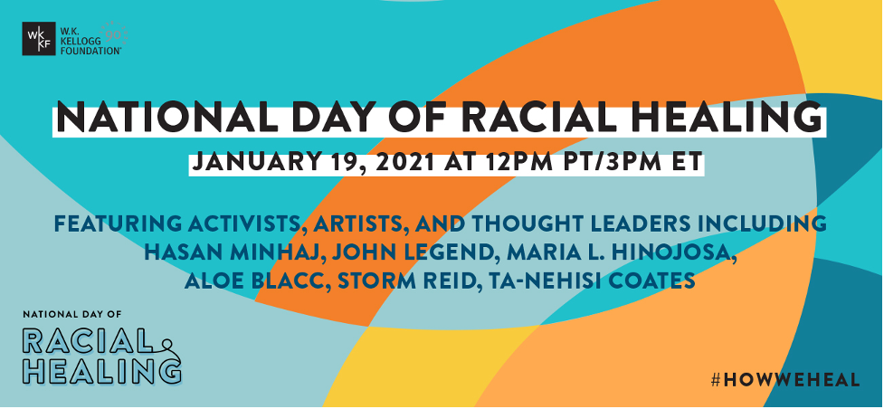 National Day of Racial Healing [article image]