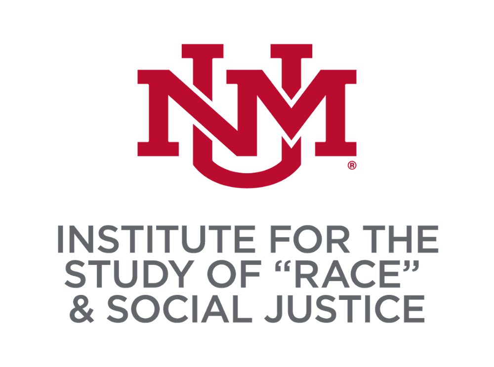 The logo for the Institute for the Study of Race and Social Justice