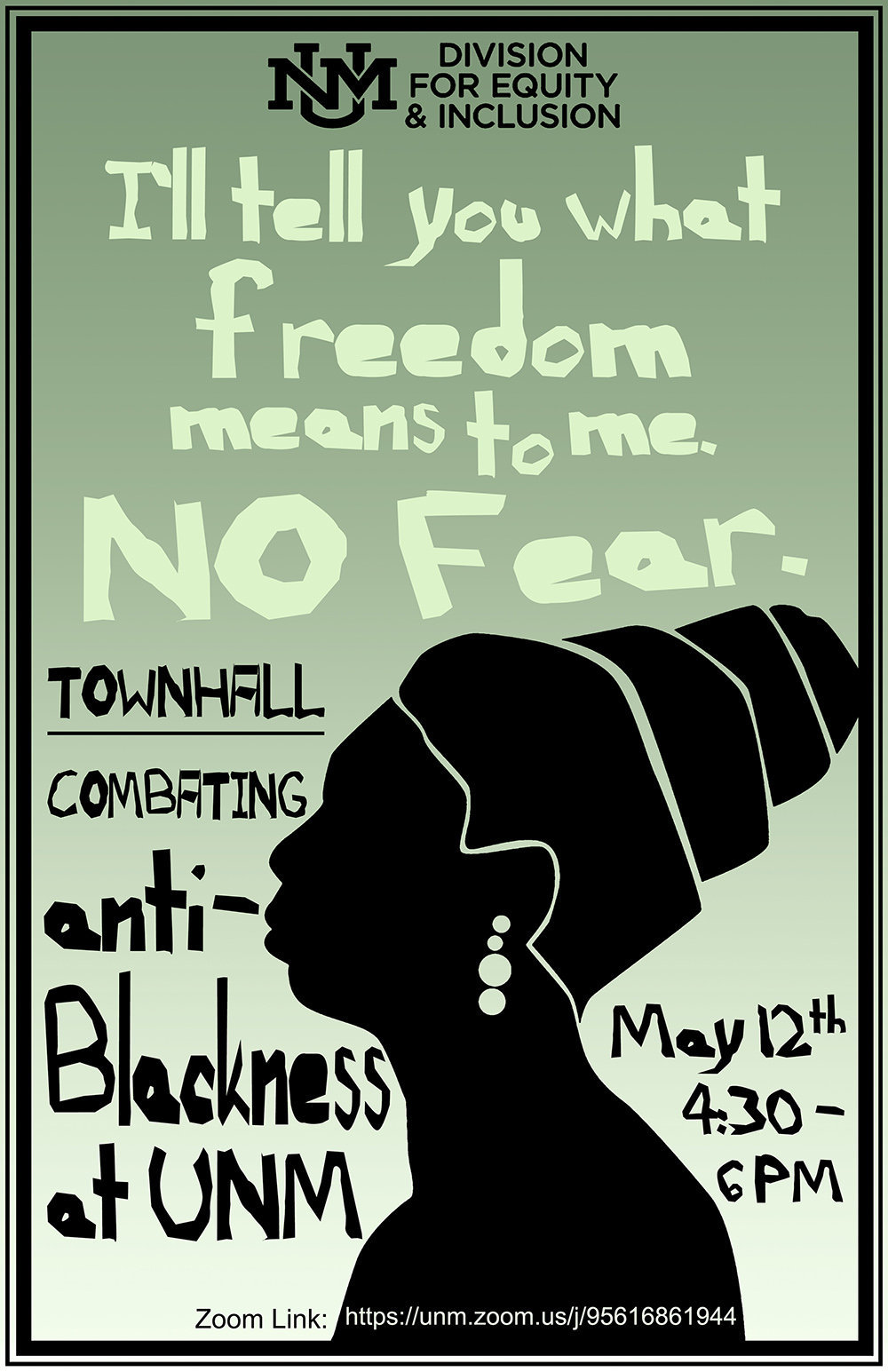 Combating Anti-Blackness at UNM Townhall [article image]
