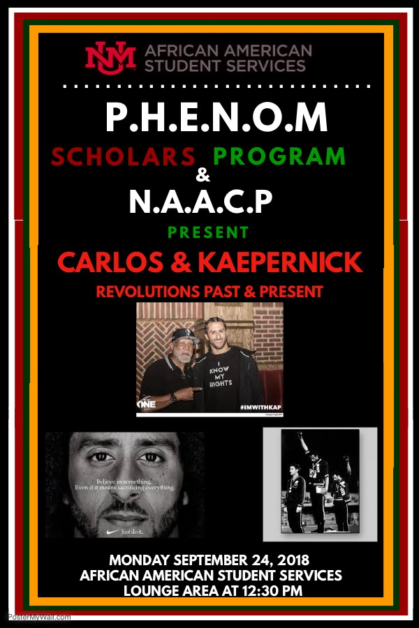 Discussion: PHENOM Scholars Program & NAACP [article image]