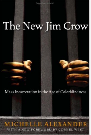 Two hands around prison bars on book cover